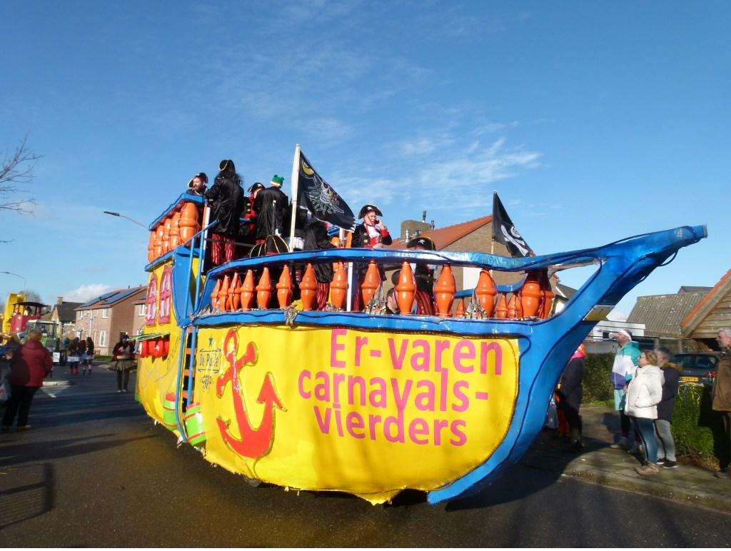 Carnavalsoptocht Maasbommel 2018. (Loes van Eck-Verhoeven)   © Persgroep