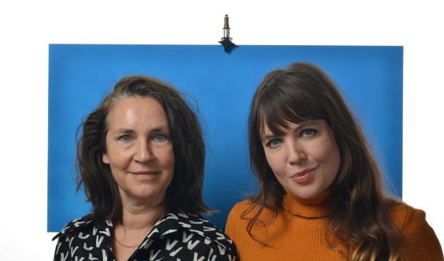 Corrie van Binsbergen (l.) en Ellen Deckwitz zijn geen vreemden van elkaar. (Foto: Jaya Pelupessy)