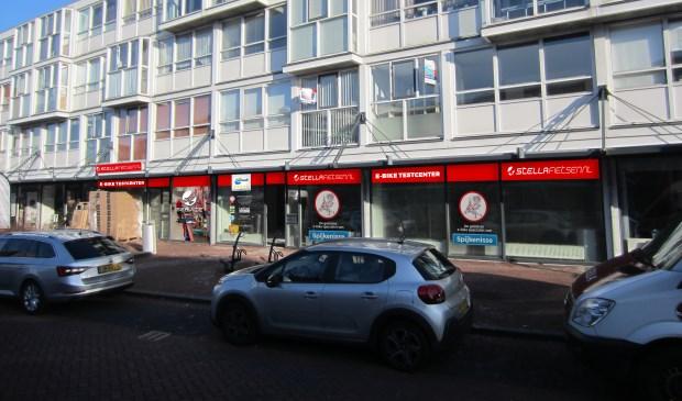 E-bike Testcenter van Stella Fietsen in Spijkenisse. Foto: PR