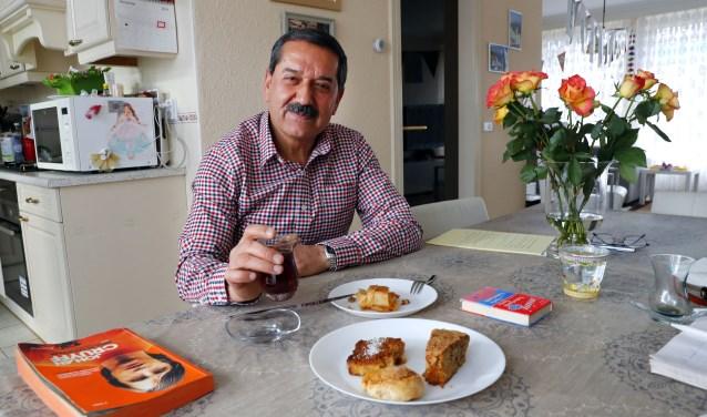 Ali Çaliskan: 'Turkije is mijn moederland, maar Nederland is mijn vaderland.' Foto Bert Jansen