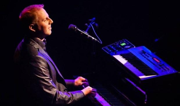 Daniel Roos is een muzikale duizendpoot. Eigen foto
