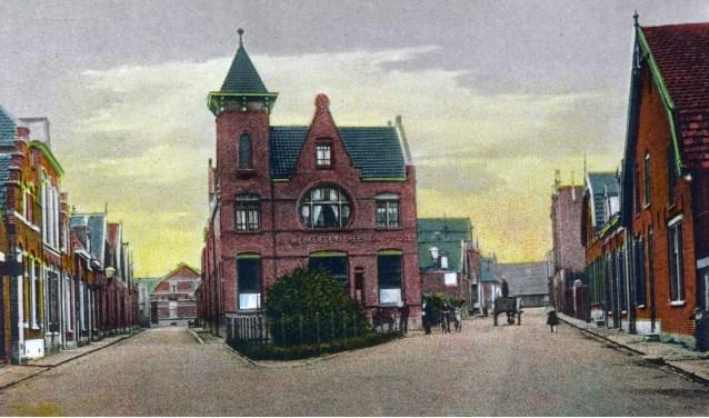 De Gerdesstraten circa 1920.