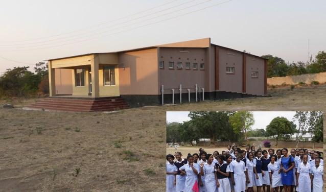 Komende zaterdag (10 februari) vindt er vanaf 19.30 uur een feestelijk evenement plaats in het Kulturhus EGW, genaamd 'Power Of Africa'. Met de entreegelden (15 euro per persoon) wordt geld ingezameld voor de inrichting van de school op deze foto. De inzetfoto toont de studenten.