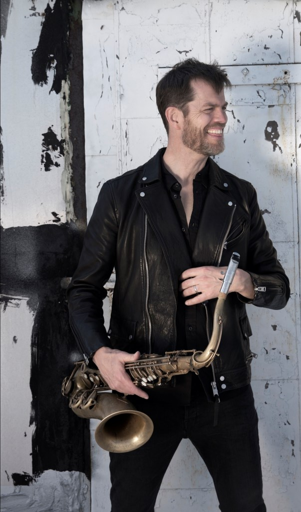 Donny McCaslin. (Foto Jimmy King)  © Persgroep