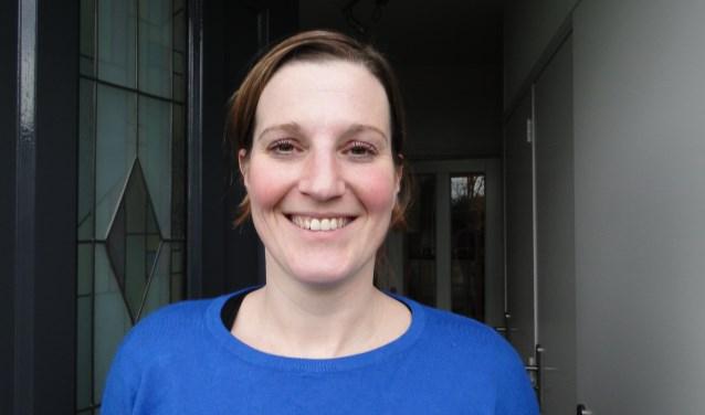 Corrie de Zwaan is mede het ,,gezicht'' van de sportverkiezingen in Lochem (foto: Leo Polhuys)
