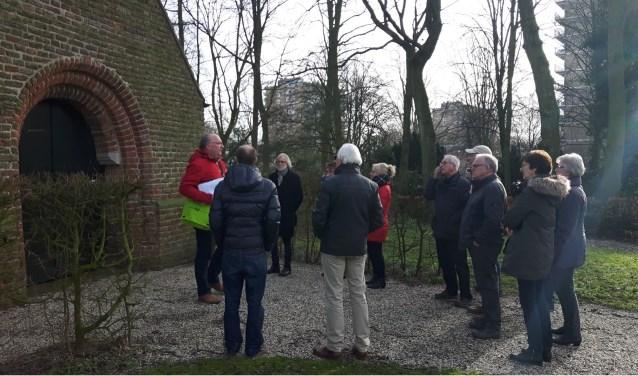 'Nieuwegein op de kaart zetten', dat is het doel van het Gilde Nieuwegein. Initiatiefnemer is Johan Steen.
