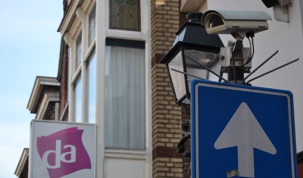 De installatie van de camera's kost in totaal 125.000 euro. Foto: Mimi van Rossem