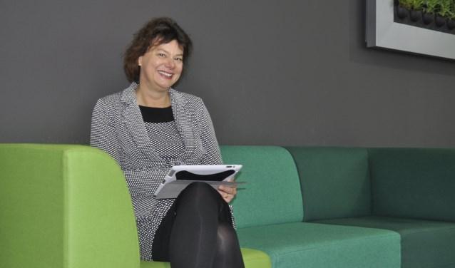 Wethouder Erica Spil heeft zich hard gemaakt voor meer vrouwelijke wethouders in Nederland. FOTO: Agnes Laurens