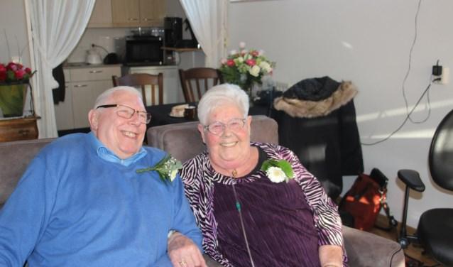 Het echtpaar Arends leerde elkaar al op jonge leeftijd kennen en zijn elkaar altijd trouw gebleven