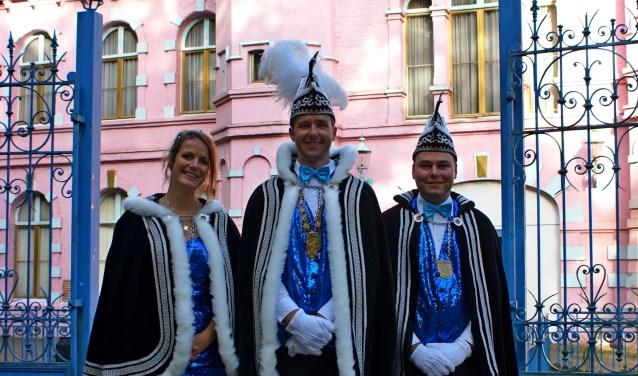 Prins Rick staat dit seizoen aan het roer van het carnavaleske dorp.
