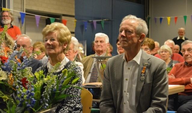 Aad Vergeer ontving op 20 februari een Koninklijke onderscheiding voor zijn verdiensten.