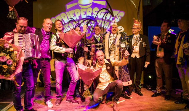 Het Groot Striepersgats Liedjesfestival van 2017. Foto: Gijs Mooren.