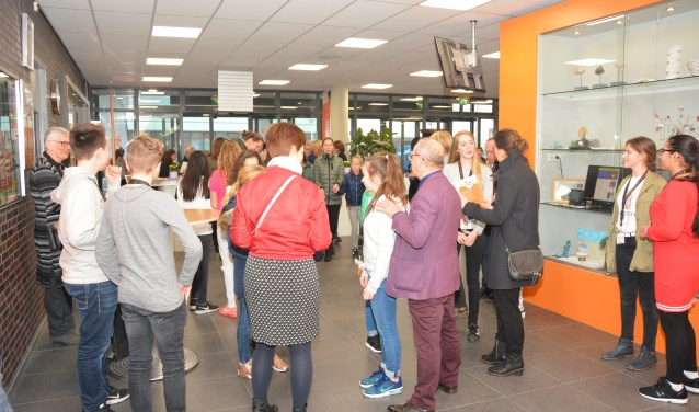 Er was veel belangstelling voor de Open Dag van de Dalton. (Foto: PR)