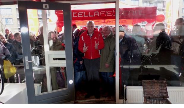 Opening e-bikecenter Stella in Spijkenisse. Foto: Roel van Deursen