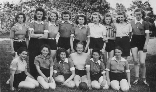 Handbal dames HGV