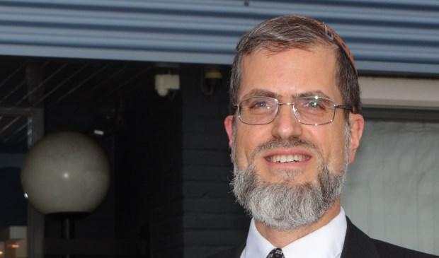 Rabbijn Chaim Eisen.