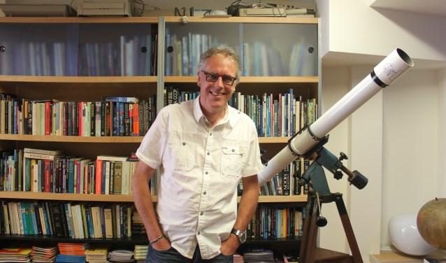 Govert Schilling: 'Fascinerende wetenschap'.