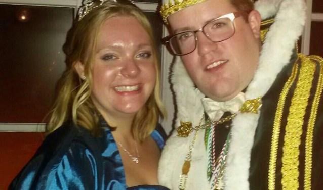 Voor het tweede jaar zijn Prins Jerommeke en Prinses Danielle gekozen om aan het hoofd van het carnaval te staan.