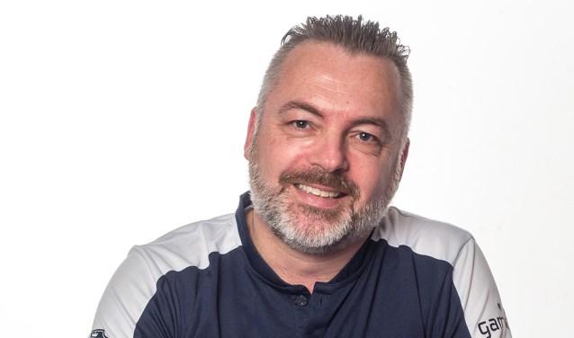 Teammanager Ruud van Graafeiland