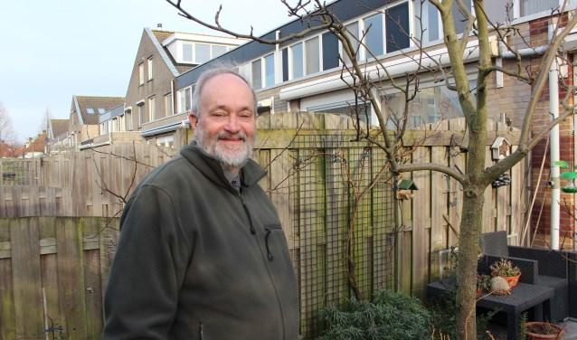 Teus Stam is naast lokaal politicus een enthousiast molenaar en weeramateur. (Foto: Ria Scholten)