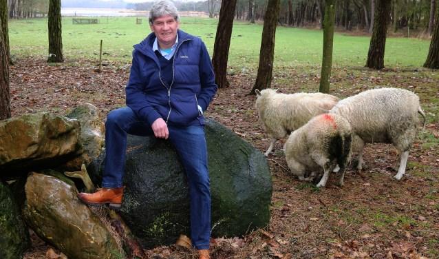 Als lijsttrekker van de nieuwe partij Sociaal Progressief Oirschot wil Raf Daenen ook de focus leggen op goede zorg voor de natuur.