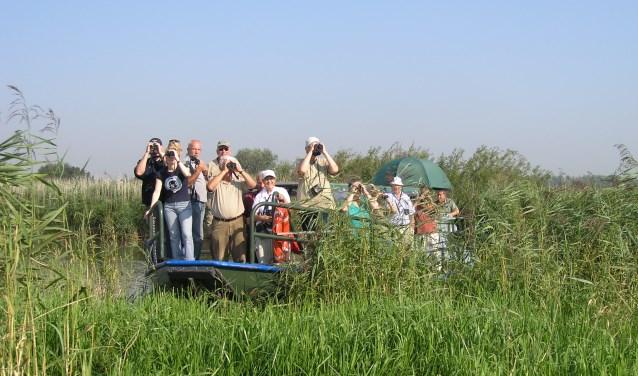 De Biesbosch kan nieuwe gidsen gebruiken. Een cursus start in maart. (Foto: Nationaal Park De Biesbosch)