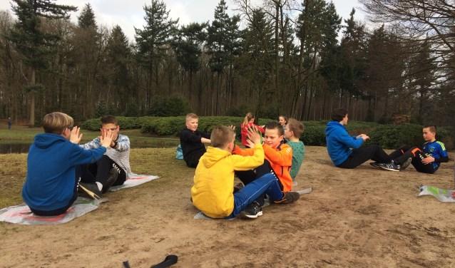 De VVD in Barneveld pleit voor voldoende ruimte in de buitenlucht, waar jongeren kunnen sporten.