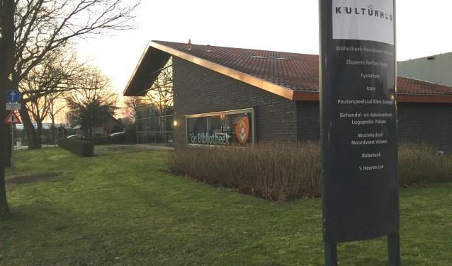 Kulturhus Elspeet.