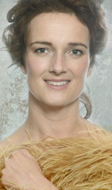 Nathalie Baartman. (Foto: Jochem Jurgens)