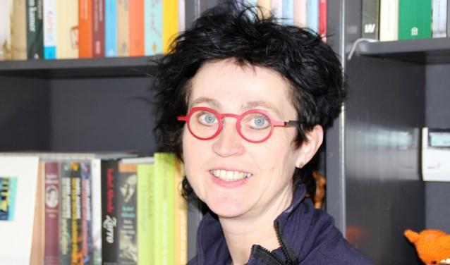 Raadslid Ingrid Slaa is de lijsttrekker van de ChristenUnie voor de gemeenteraadsverkiezingen van 21 maart. Ze heeft heel veel zin in de komende periode van vier jaar. Foto Dick Baas