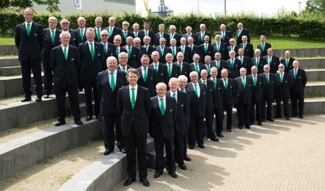 Het Zoetermeers Mannenkoor nodigt mannen uit om met ze mee te zingen.