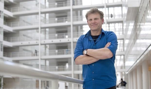 Eén van de partijen waarop gestemd kan worden is HSP, waarvan Joris Wijsmuller de lijsttrekker is.