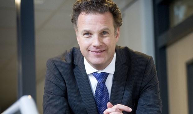 René Wiersema neemt medio maart afscheid van Poort6 als directeur-bestuurder. Eigen foto