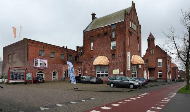 De voormalige bierbrouwerij De Gecroonde Bel in Oosterhout (foto: Peter van Trijen)
