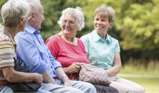 Het grote voordeel van de Woonzorgroep is wel dat de ouderen blijven wonen in Oerle. FOTO: FreePix