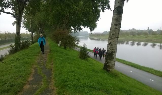 Wandelaars Stichting Mae Uku