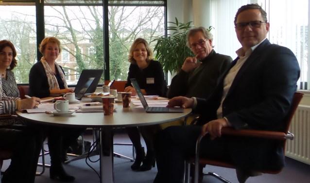 Eerste bestuursvergadering Vrienden van Rijndam Revalidatie