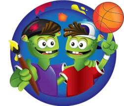 Het logo van het project Sjors Sportief & Sjors Creatief. Via Sjors Sportief kunnen basisschoolkinderen op een laagdrempelige manier kennismaken met een grote verscheidenheid aan sportieve activiteiten, zonder meteen lid te hoeven worden.