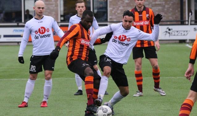 Yessin Maskoul scoorde ook voor SVZW. Foto: Henk Steen.