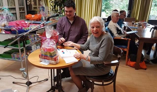 Ook bij de COOP bingo was het gezellig troef (Foto: PR)