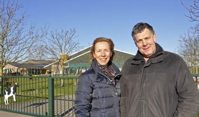 """Mieke en Herman van den Heuvel: """"We hebben nu een 100 procent kaasboerderij. Van de melk van 300 koeien maken we met een heel team allemaal kaas."""""""
