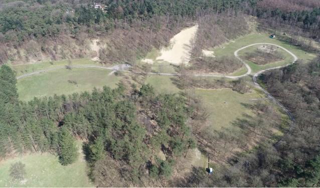 Staatsbosbeheer is de nieuwe eigenaar van dagecreatieterrein 'Doornse Gat' in Nationaal Park Utrechtse Heuvelrug. FOTO: Staatsbosbeheer