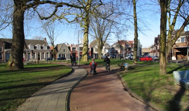 Binnen KBO Korvel zijn er zorgen over de verkeersveiligheid in de wijk. Met name het Korvelplein is gevaarlijk, vindt een aantal senioren. Meer informatie over de KBO staat op www.kbo-kringtilburg.nl, info@kbo-kringtilburg.nl of bel 06-46244027. Foto: Aldert van der Burg