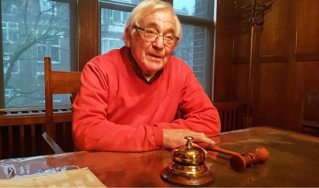 Pelle Mug is een van de oprichters van de PPW.