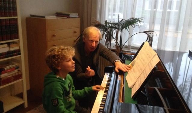 Op zaterdag 28 september vindt er een pianistenhappening plaats voor jonge talenten.