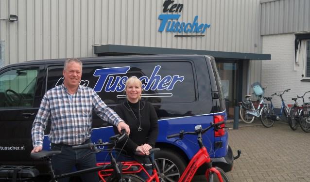 Ten Tusscher aan de Oldenzaalsestraat 340 in Enschede zet van woensdag 14 tot en met zaterdag 17 maart alles in het teken van de E-biketestdagen.