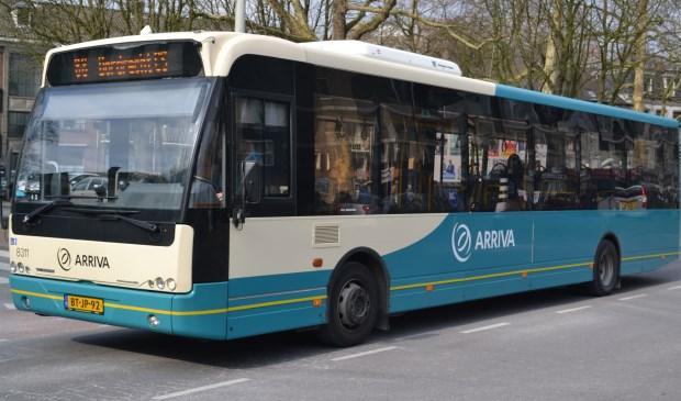 De bussen van Arriva maken aan het eind van het jaar plaats voor Qbuzz. (foto: Arco van der Lee)