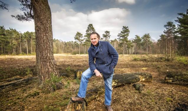 STORK! is een initiatief van producent Gerard Cornelisse in samenwerking met schrijver Jaap Scholten (foto). Foto: Reinier van Willigen/Tubantia