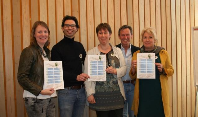 'Voor Elkaar' is een initiatief van Zorggroep Noord-West Veluwe, Icare, Norschoten, Zorgerf Buitenland en Stichting Welzijn Putten. Foto: Annemieke Westphal-Kreeftmeijer