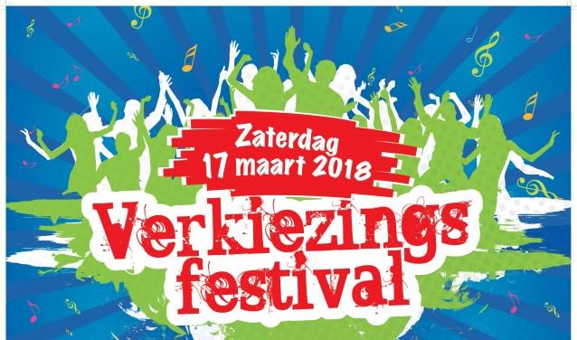 In het kader van de campagne 'Heel Steenbergen Stemt' - om op 21 maart een zo hoog mogelijke opkomst bij de gemeenteraadsverkiezingen te bereiken - is er zaterdag 17 maart het 1e Steenbergs Verkiezingsfestival.